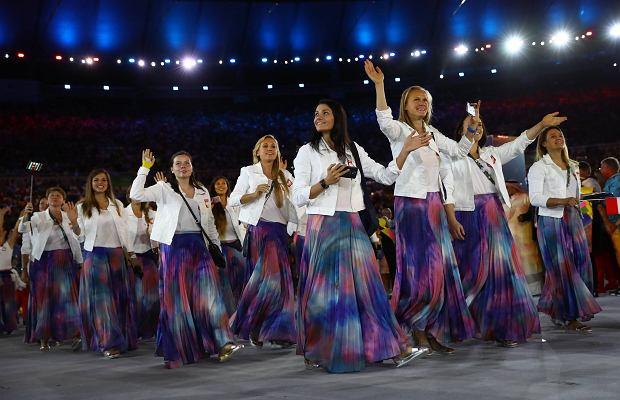 Zdjęcie numer 5 w galerii - Niezwykła ceremonia otwarcia Igrzysk. Zobacz zdjęcia z Rio