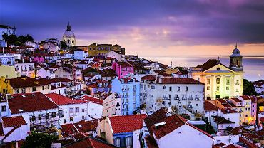 Lizbona: punkty widokowe