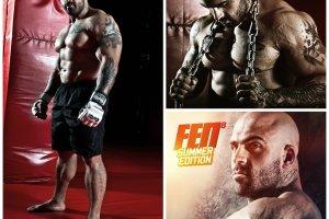 Akop Szostak - dieta i trening zawodnika MMA