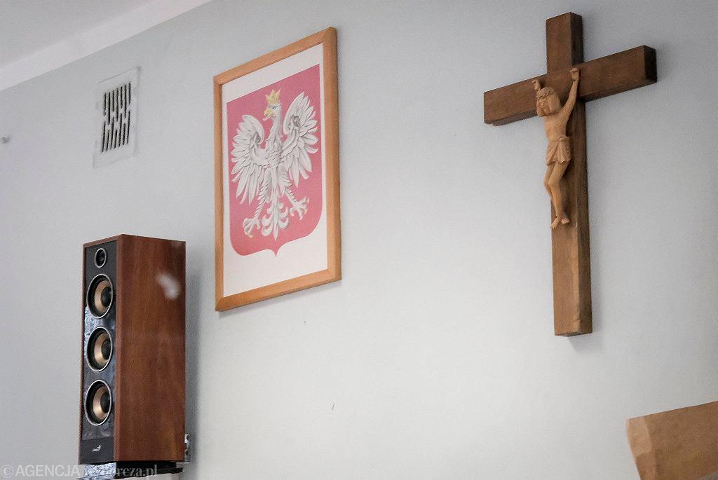 Lekcja religii. Zdjęcie ilustracyjne