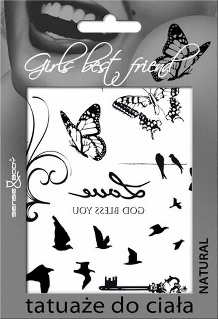 Girls Best Friend Biżuteria Do Ciała I Tatuaże Zdjęcie Nr 1