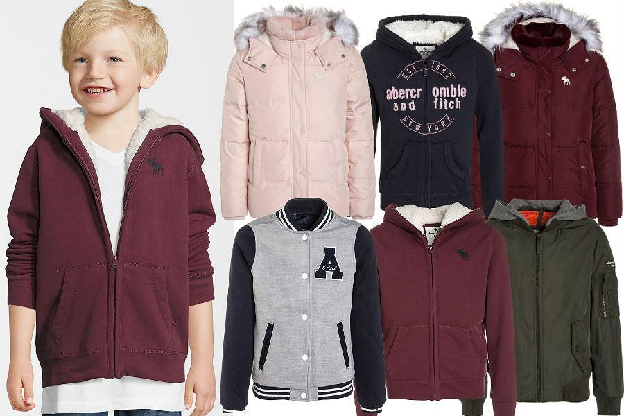 Kolaż / Markowe ubrania dla dzieci / Materiały partnera