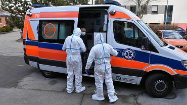 Koronawirus. Minister zdrowia: Białystok ma laboratorium. A laboratorium wciąż wysyła próbki