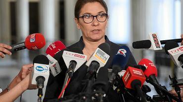 Rzeczniczka PiS, wicemarszałek Sejmu, Beata Mazurek
