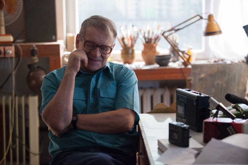 Andrzej Seweryn w filmie