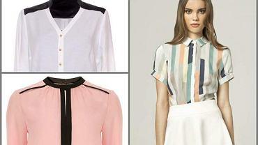 10 najładniejszych koszul do pracy z wiosennych kolekcji