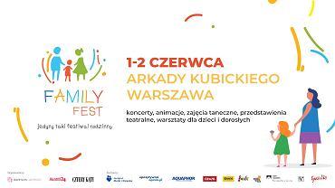 Zapraszamy na Family Fest!