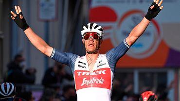 Stuyven najlepszy w Mediolan-San Remo. Wygrał o długość roweru