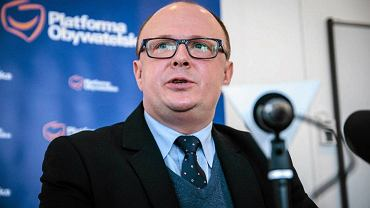 Poseł Wojciech Wilk (Platforma Obywatelska)