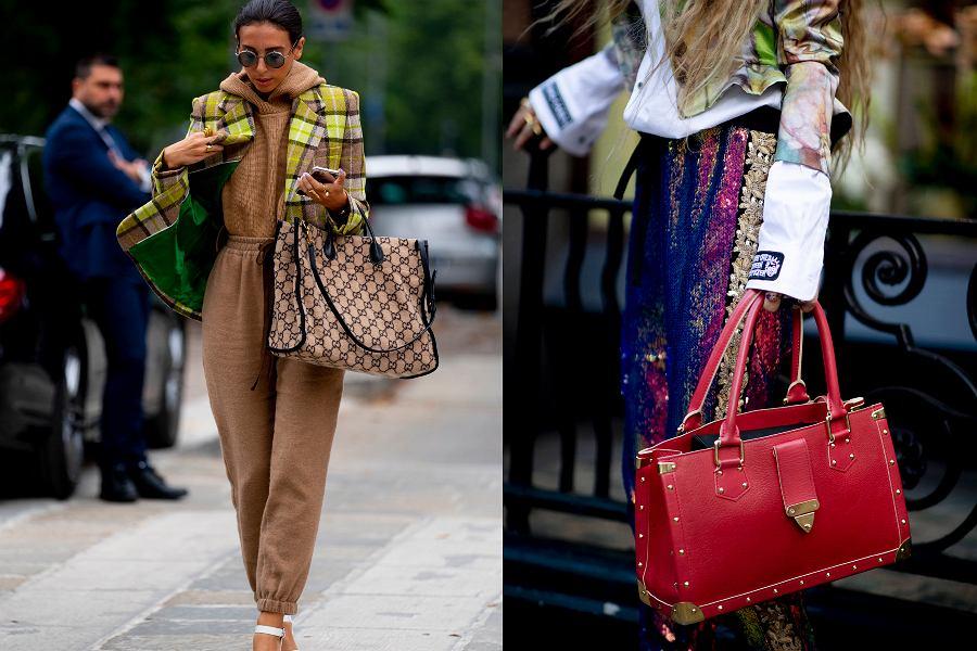 torebki damskie typu shopper