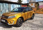 Opinie Moto.pl: Suzuki Vitara 1.4 Boosterjet to miejski SUV w prawdziwie japońskim stylu