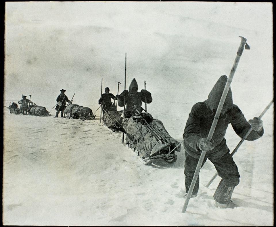 Zdjęcie numer 2 w galerii - Fridtjof Nansen: polarnik, który szedł naprzód