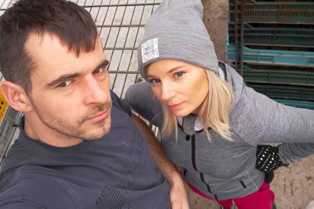 Ilona i Adrian z 'Rolnika szuka żony'