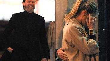 Małgorzata Rozenek i Radosław Majdan wybrali się na randkę. W dodatku w bardzo eleganckim stylu, ponieważ para poszła do Opery.