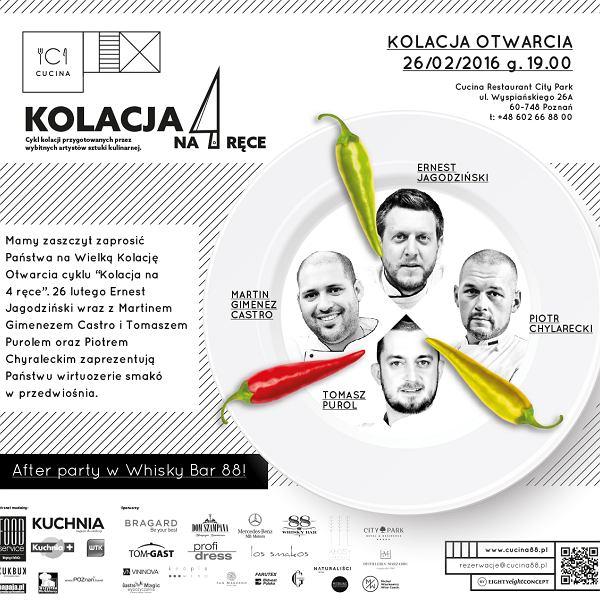 Wszyscy smakosze spotykają się w Poznaniu!