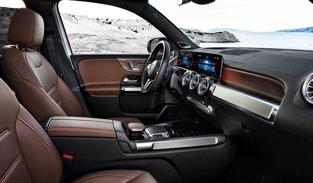 Mercedes GLB 2020