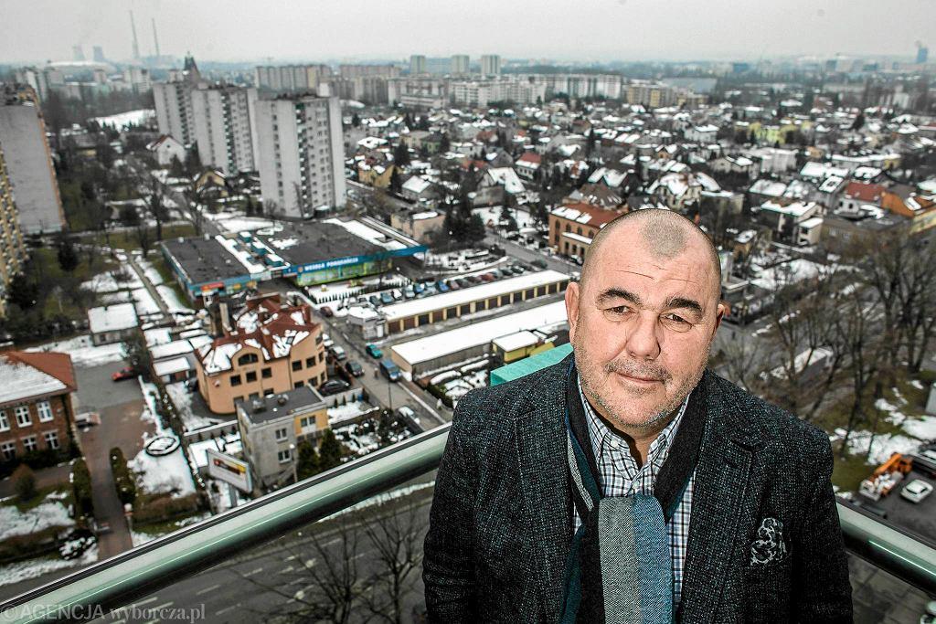 Jerzy Mazgaj, największy udziałowiec sieci delikatesów Alma