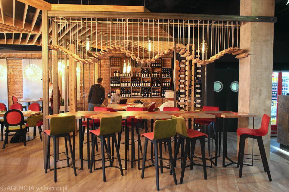 Restauracje W łodzi Manufaktura Otwiera Nowy Lokal W