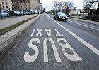 Motocykle mogą już jeździć w Warszawie niektórymi buspasami