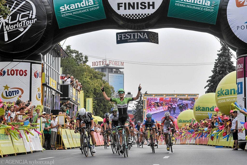 III etap Tour de Pologne w Rzeszów