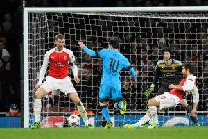 Liga Mistrzów. FC Barcelona - Arsenal Londyn. Transmisja na żywo, relacja LIVE