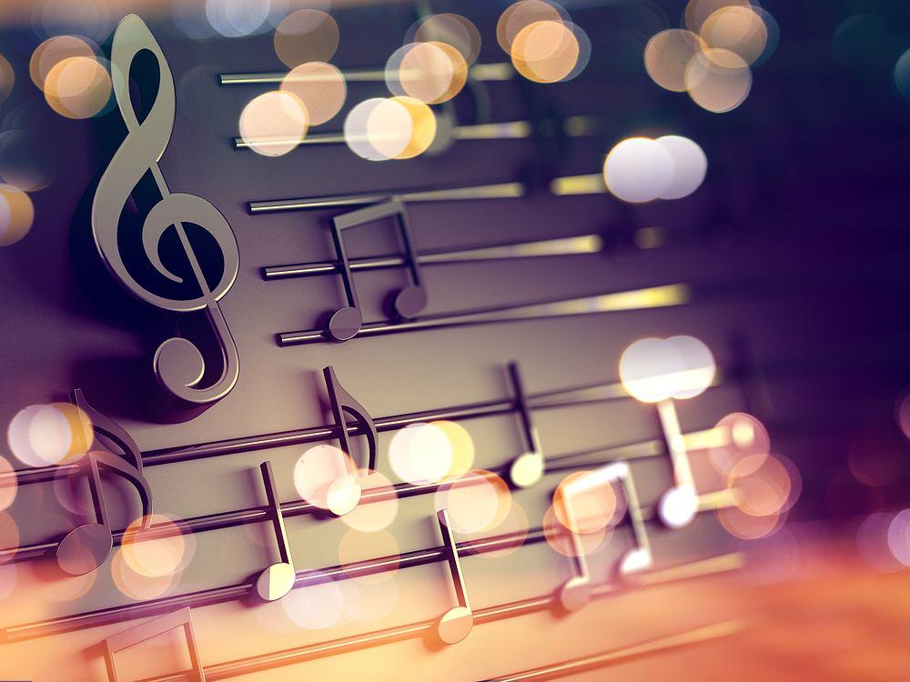 Francuskie piosenki. Zdjęcie ilustracyjne