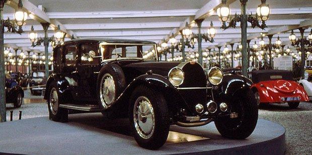 """Bugatti: boskie automobile, logo z klasą, samochody, Bugatti Typ 41 """"Royale"""""""
