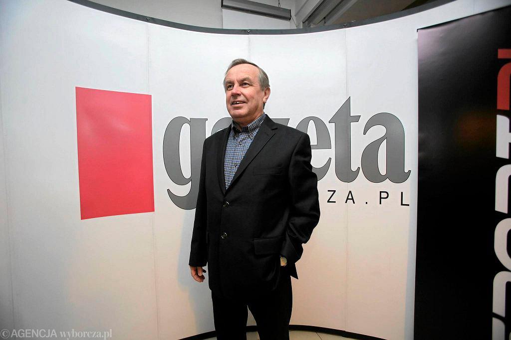 Jerzy Smolarek, dyrektor Sopockiego Klubu Lekkoatletycznego