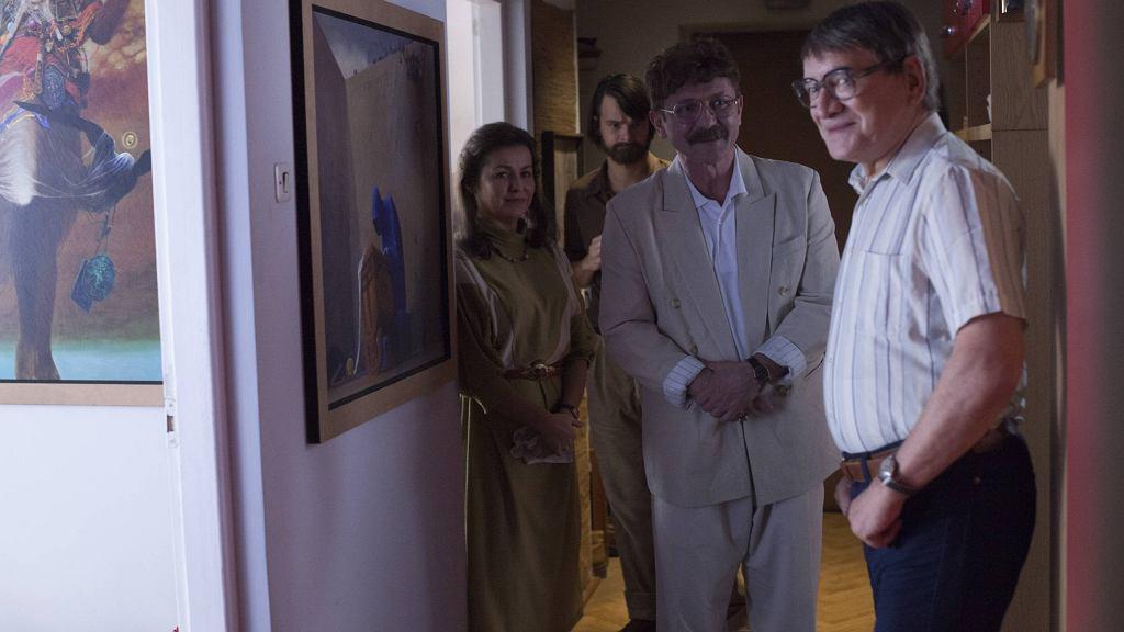 'Ostatnia rodzina', kadr z filmu