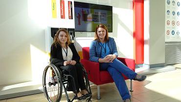 Anna Samel (po lewej) jest księgową, Katarzyna Wach rekruterką. Obie pracują w krakowskim centrum Shell