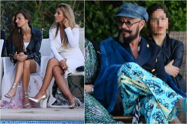 Zdjęcie numer 4 w galerii - Do Cannes nie dotarli żadni polscy aktorzy, ale celebryci bawią się wybornie. Tylko... jak oni się tam znaleźli?!