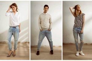 LEVI'S prezentuje nowy model jeansów 501 CT