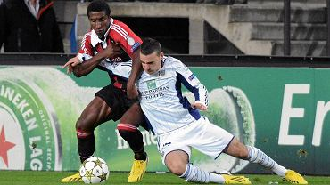 Kevin Constant (z lewej)