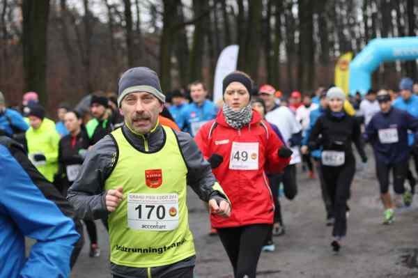 Bieg z cyklu Grand Prix Łodzi