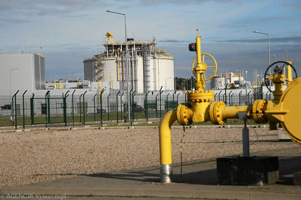 Terminal gazowy