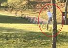 Gareth Bale miał trenować w Madrycie, ale grał w golfa!