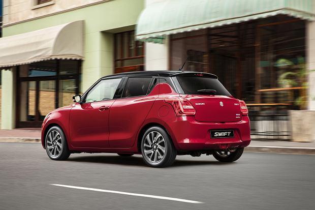 Suzuki Swift Hybrid 2020
