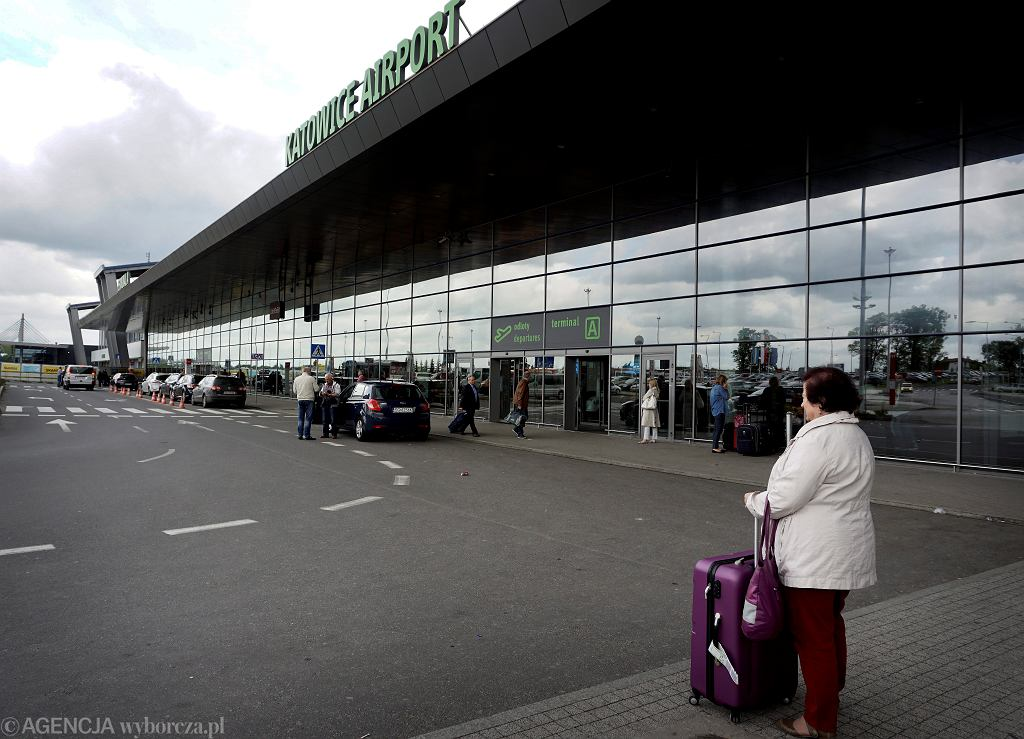 Lotnisko Katowice-Pyrzowice