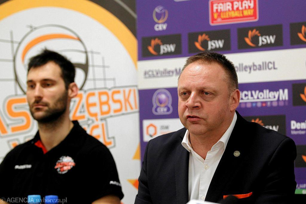 Grzegorz Kosok i Adam Gorol
