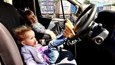 Magdalena Pinkwart: Nocleg w samochodzie był dla dzieci ogromną przygodą