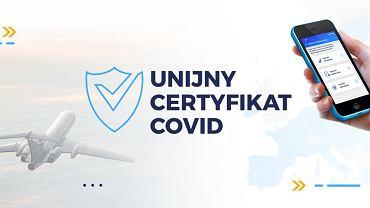 Certyfikat covidowy możemy od wtorku pobrać ze swojego Internetowego Konta Pacjenta