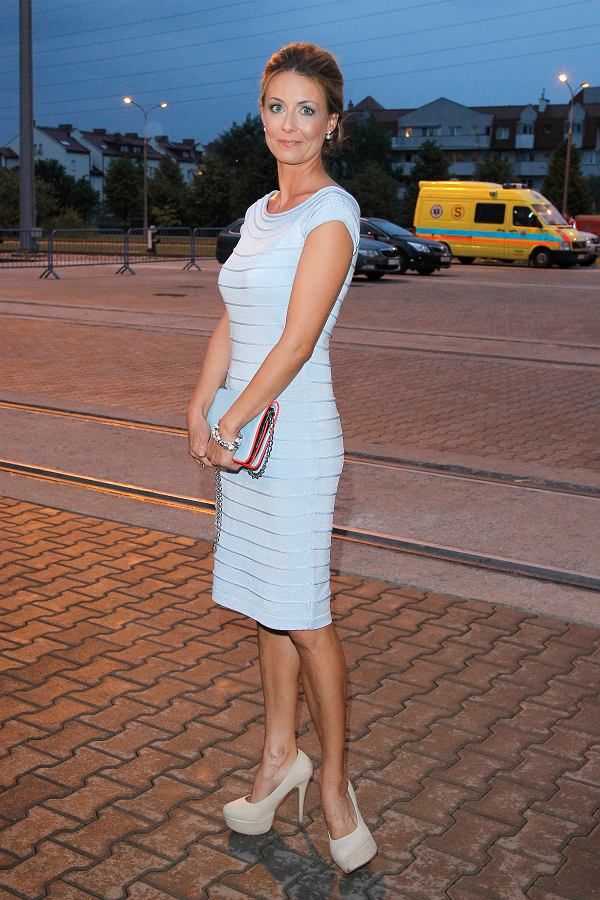 Małgorzata Rozenek - 2012 rok