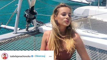 Izabela Janachowska pokazała się w bikini. Fanki pod wrażeniem: 'Jesteś dla mnie wzorem'