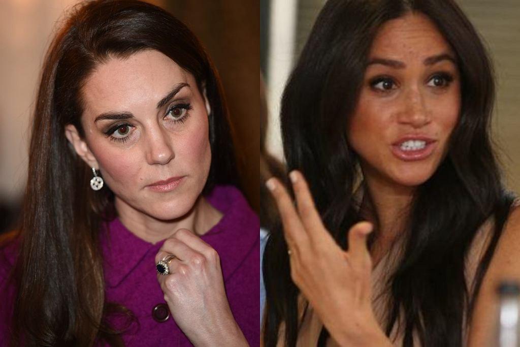 Meghan Markle nagrywała w ukryciu rozmowy z księżną Kate - zaszkodzi rodzinie królewskiej?