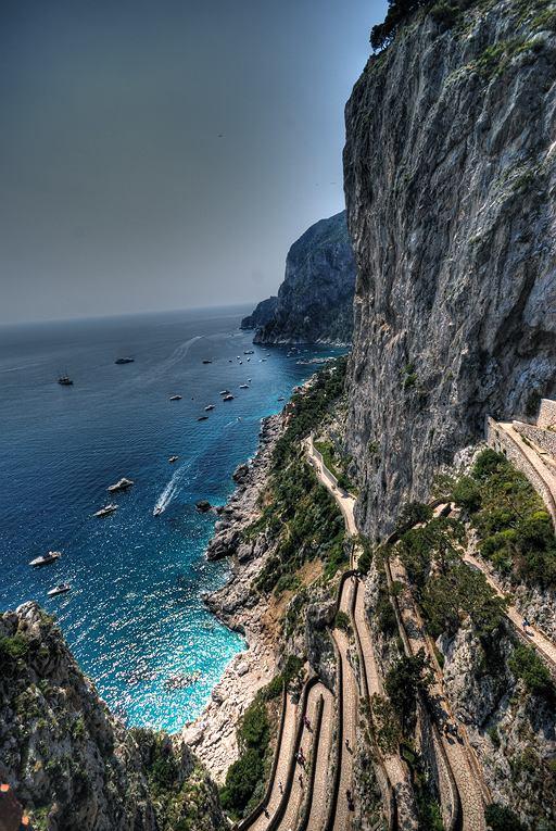Capri / Flickr.com / Francesco sgroi