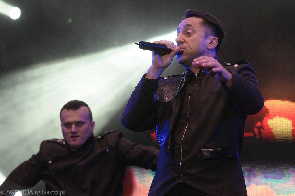 Zespół Boys, Marcin Miller