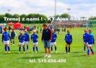 Chcesz zostać piłkarzem. Trenuj w Kuźni Talentów Ajax
