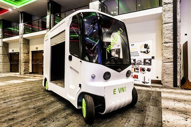 Pojazd Elimen E-VN1