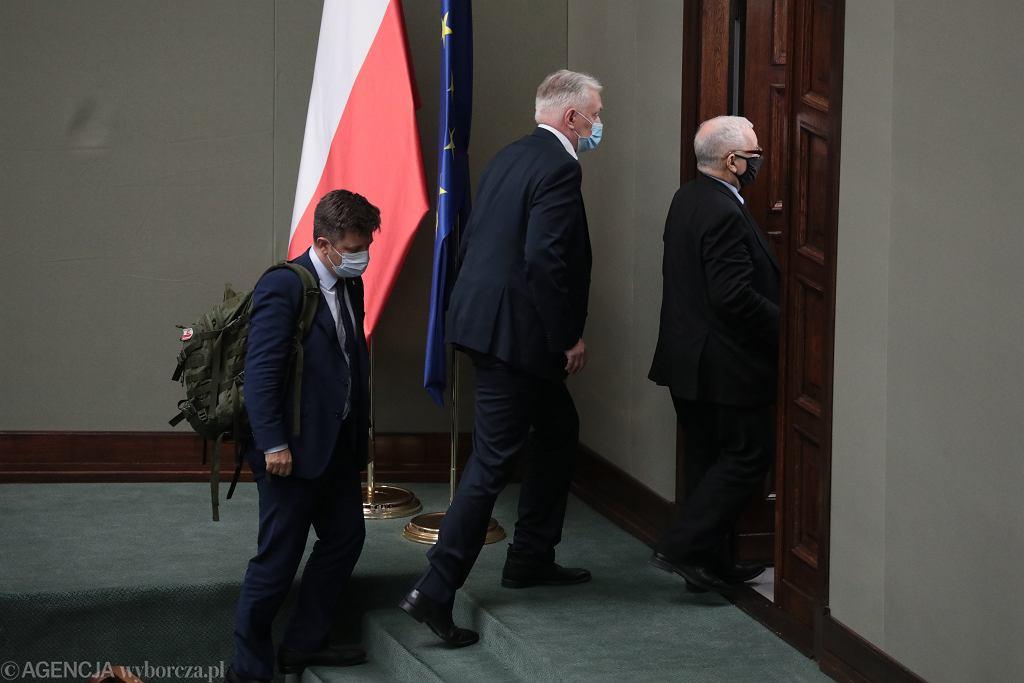 Wieczorne debaty i głosowania, 33. posiedzenie Sejmu IX Kadencji, Warszawa, 24 czerwca 2021