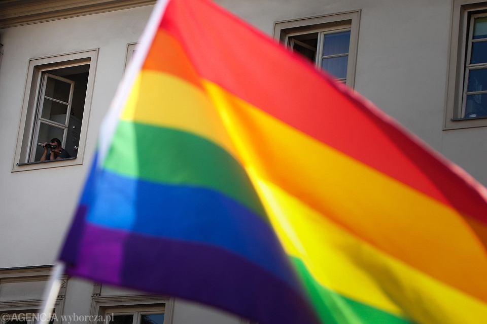 UMŁ odmówił wywieszenia tęczowej flagi LGBT+ na budynku magistratu